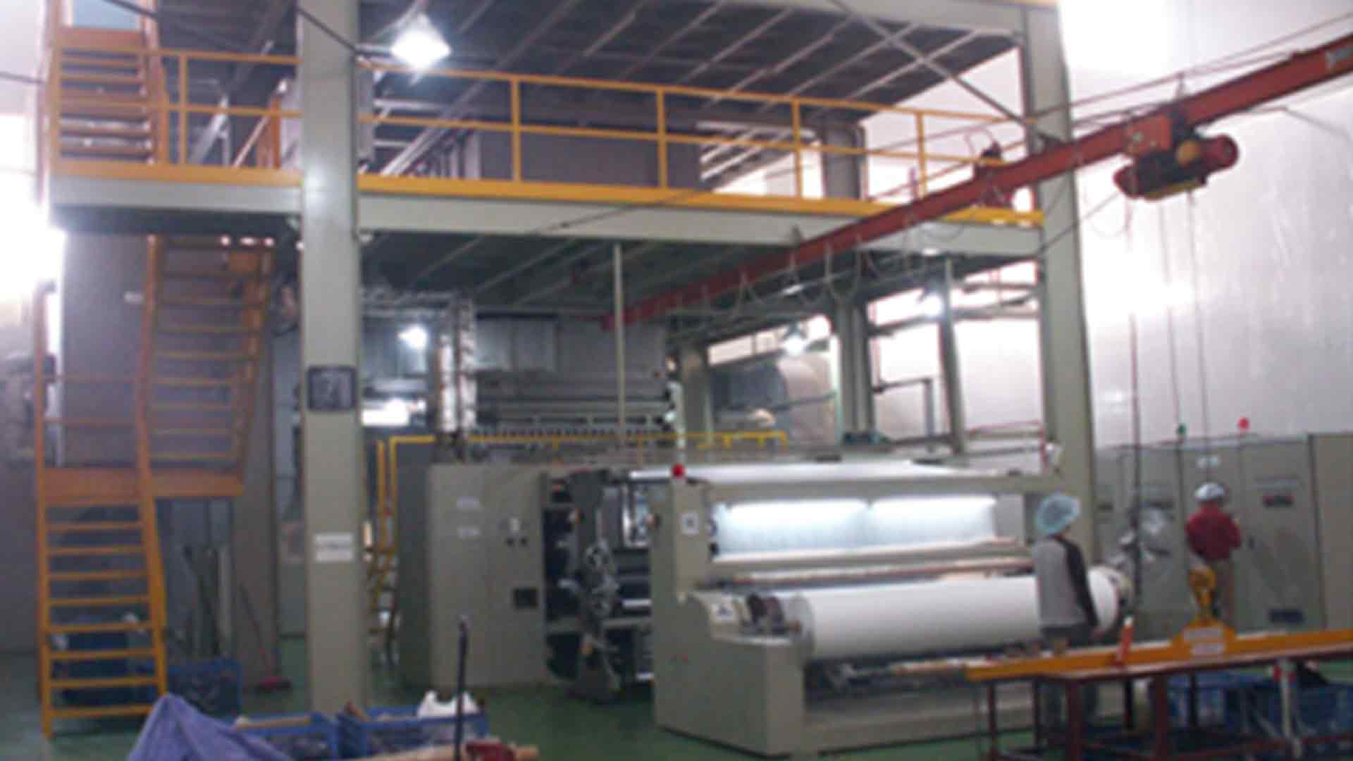 Polyfabric Process - Eco Friendly Material Production