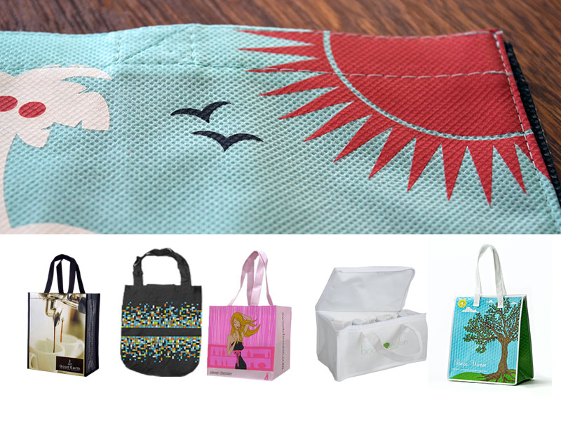 Custom Reusable Bags - Variety of Sizes